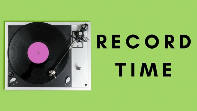 Record Time: New & Notable Vinyl Releases (June 2018