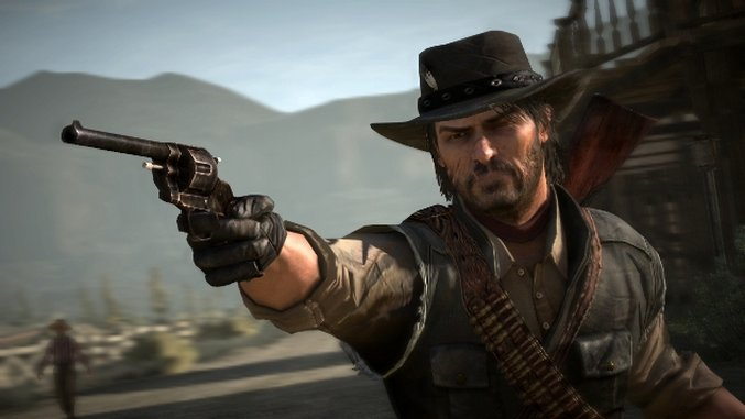 Red Dead Redemption And The Myth Of The American Outlaw Paste