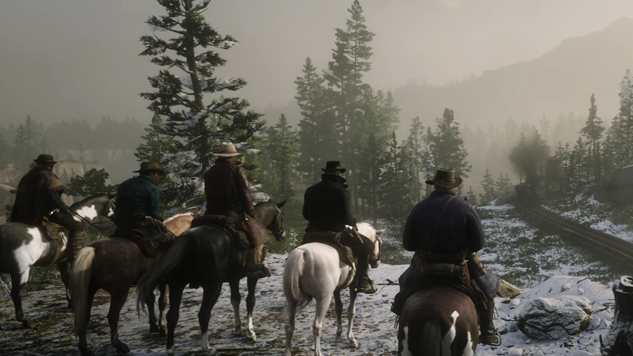 New <i>Red Dead Redemption 2</i> Gameplay Trailer Shows off Everything from Large-Scale Heists to Dancing