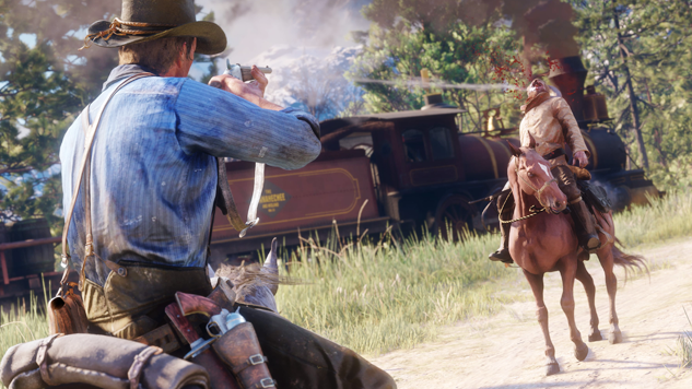 Weapons and Customization for <i>Red Dead Redemption 2</i> Detailed