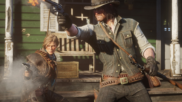 <i>Red Dead Online</i> Beta to Roll out Throughout the Week