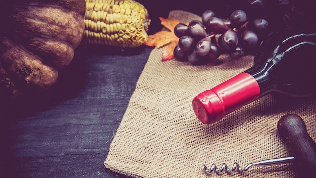 5 Red Wines for Thanksgiving