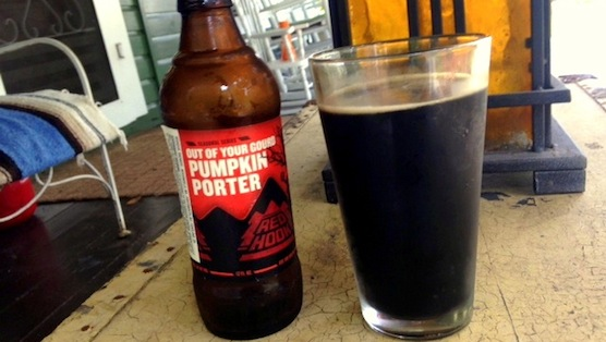 Redhook Out of Your Gourd Pumpkin Porter Review