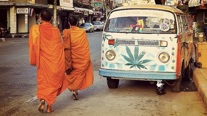 <i>de</i>Generation X: Reefer Madness in Southeast Asia