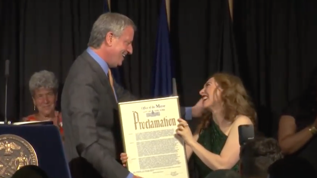 Watch NYC Honor Regina Spektor with Her Own Official Day