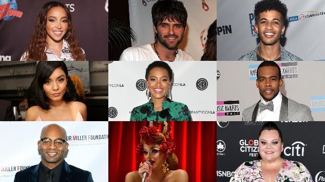 Fox Casts Tinashe, Jordan Fisher, Mario, Vanessa Hudgens, More in Live Version of <i>Rent</i>