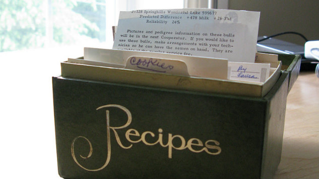 Savor History Through Ye Olde Revival Recipes