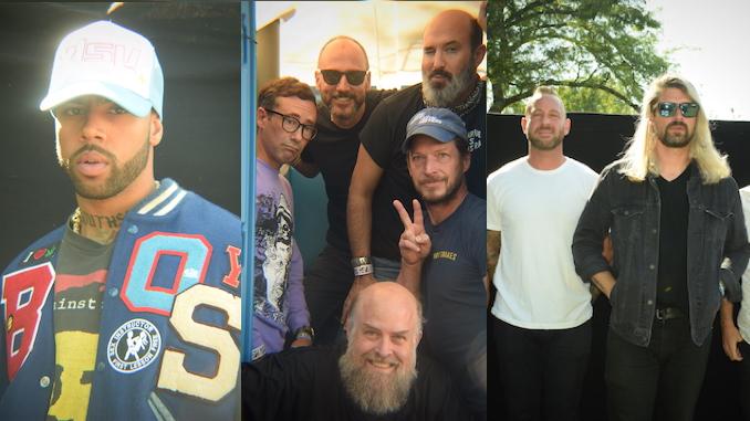 Riot Fest 2021: Vic Mensa, Les Savy Fav, Taking Back Sunday and more
