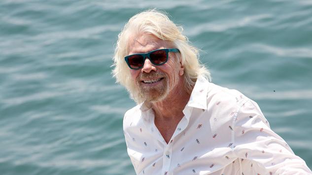 Richard Branson Is Starting His Own Music Festival