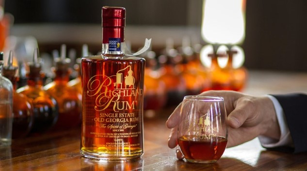Tasting Five Rums From Richland Rum