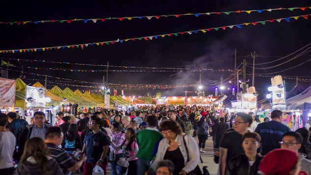 A World of Snacks at Vancouver's Richmond Night Market