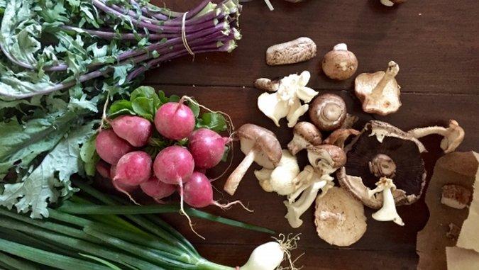 Farmers' Market Fetish: Richmond, Virginia