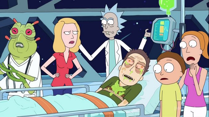 "<i>Rick and Morty</i> Review: ""Interdimensional Cable 2: Tempting Fate"" (2.08)"