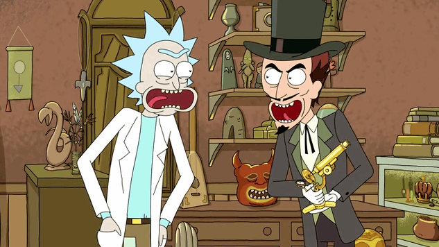 The 10 Best <i>Rick and Morty</i> Guest Stars