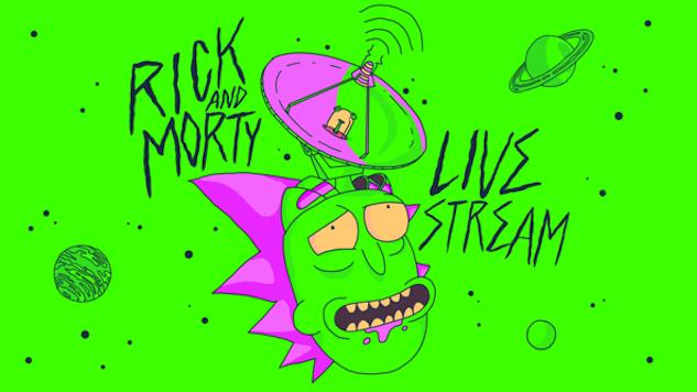 <i>Rick and Morty</i> Livestream Announced, Dan Harmon Shuts Down Cancellation Rumors