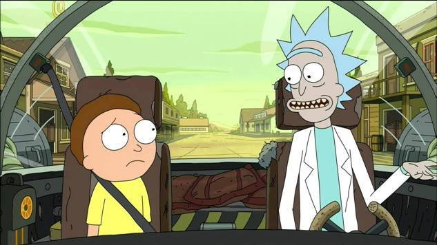 "<i>Rick and Morty</i> Review: ""Look Who's Purging Now"" (2.09)"