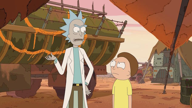 The Profound Silliness of <i>Rick and Morty</i>