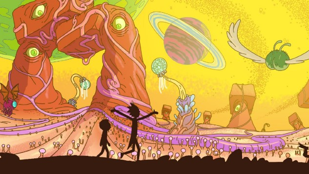 Get a Look at How Earth C-137 is Coping After the Events of <i>Rick and Morty</i> Season Two
