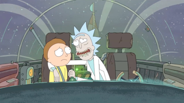 Rejoice: Adult Swim Just Ordered an Insane 70 More Episodes of <i>Rick & Morty</i>