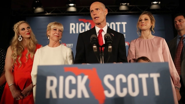 An Update On Where the Florida Senate Election Stands