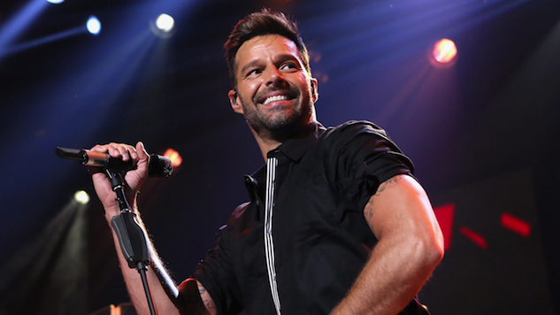 Ricky Martin Joins Cast of <i>Versace: American Crime Story</i>