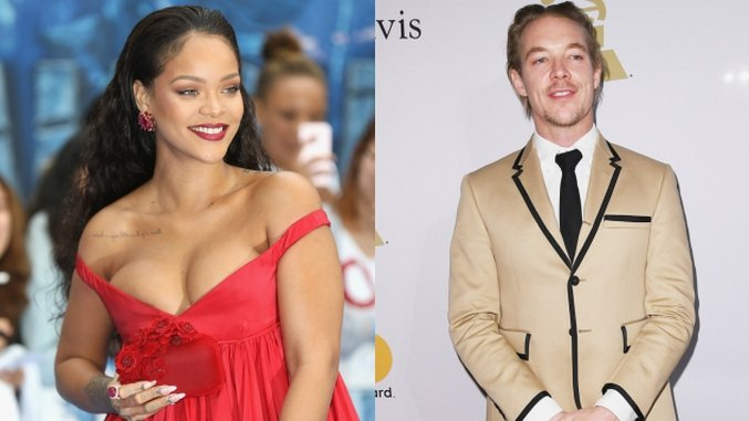 "Rihanna Apologizes for Describing Diplo Track As ""A Reggae Song at an Airport"""