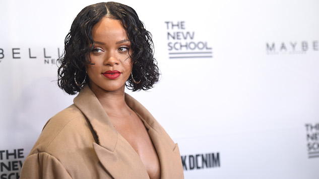 Rihanna Announces Diamond Ball Hosted by Dave Chappelle, With Performance From Kendrick Lamar