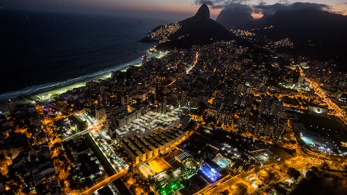 Checklist: Rio de Janeiro