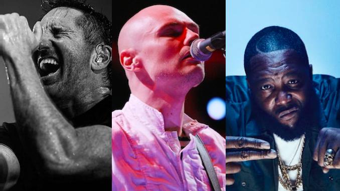 Riot Fest 2021 Lineup Announced: Nine Inch Nails, The Smashing Pumpkins, Run The Jewels Headlining