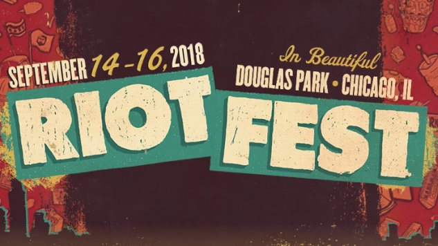 Riot Fest Has Announced Its First-Wave Lineup and It's Amazing