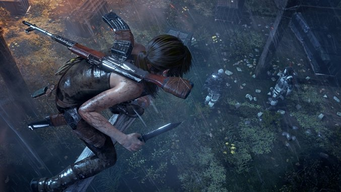 <i>Rise of the Tomb Raider</i> Review: Hollowing Out the Reboot