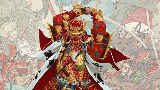 The High-End Board Game <i>Rising Sun</i> Could Use More Conflict