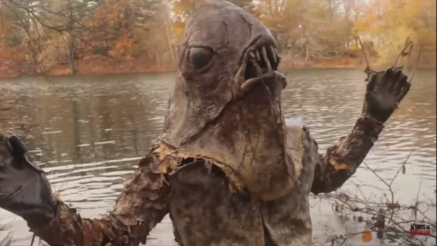 Bad Movie Diaries: <i>Don't Let the Riverbeast Get You</i> (2012)