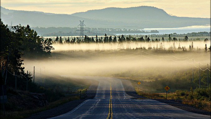 Summer Road Trip: Canada's Paris to New England, North America