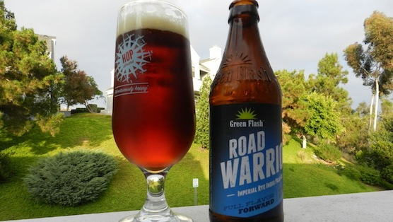 Green Flash Road Warrior Review