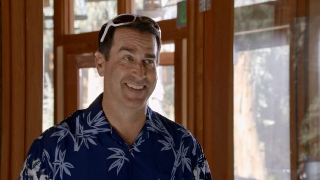 <i>Rob Riggle's Ski Master Academy</i> Is Dumb Comedy Done Quite Competently