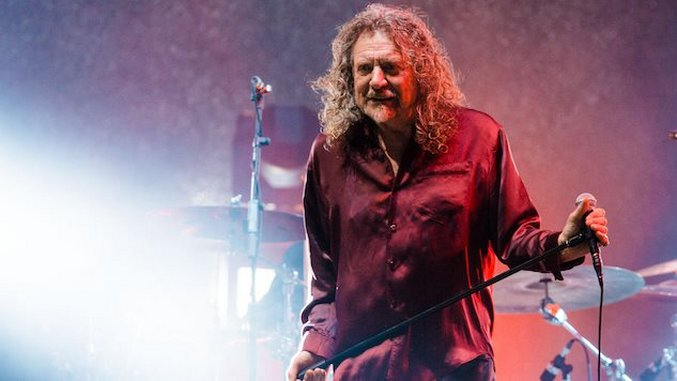 Robert Plant Teases New Album with Short Video