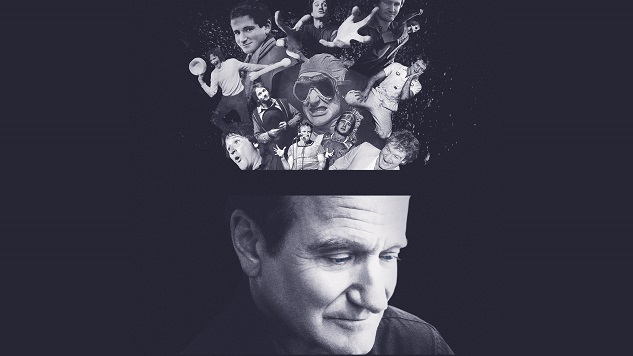 HBO's Funny, Poignant Robin Williams Documentary Doesn't Quite Dig Deep Enough