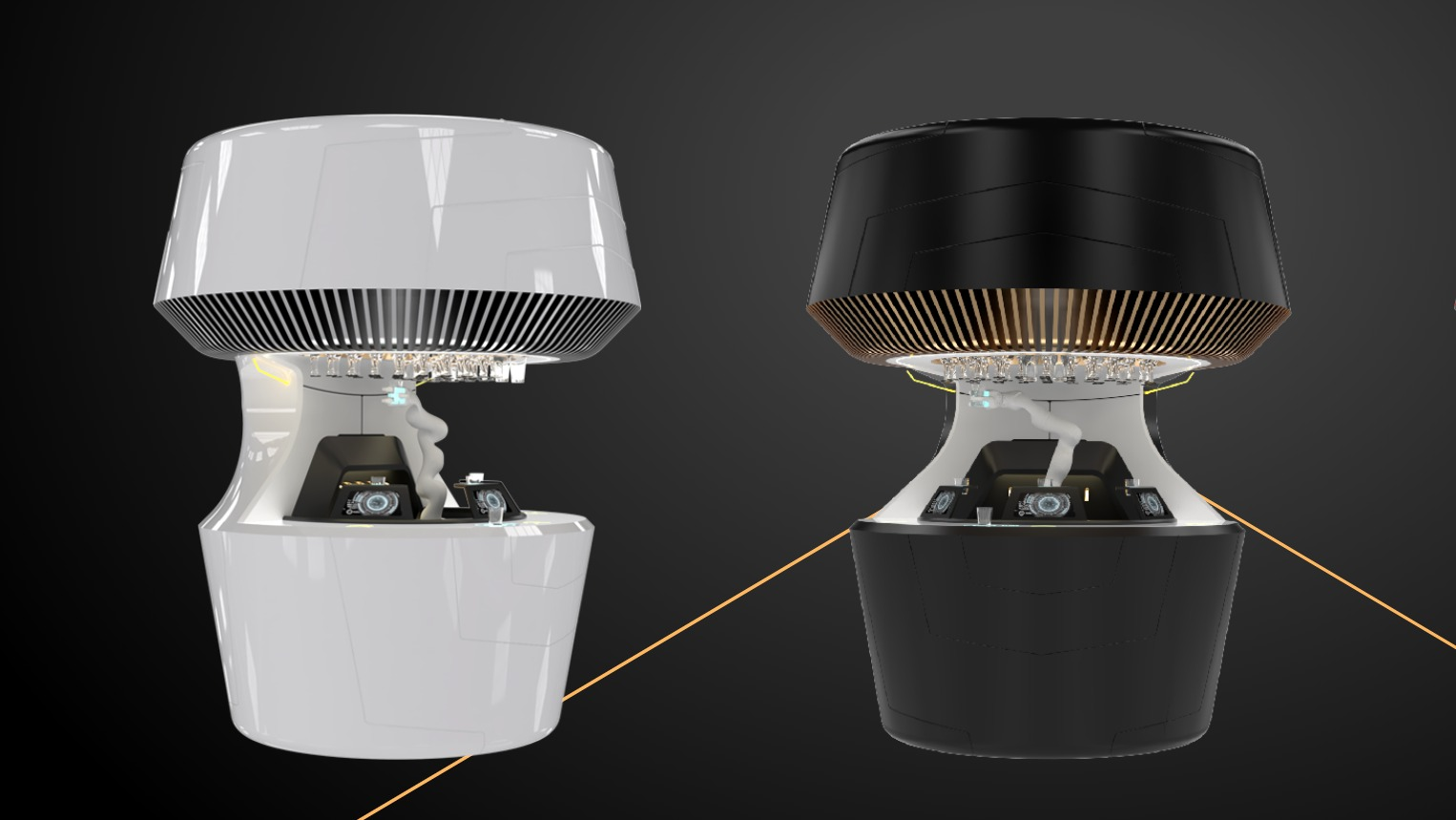 This Cocktail Mixing Robot Can Make 200 Drinks Per Hour