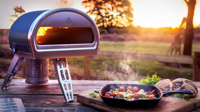 How Roccbox, the Portable Pizza Oven, Hopes to Revolutionize Your Pizza Making