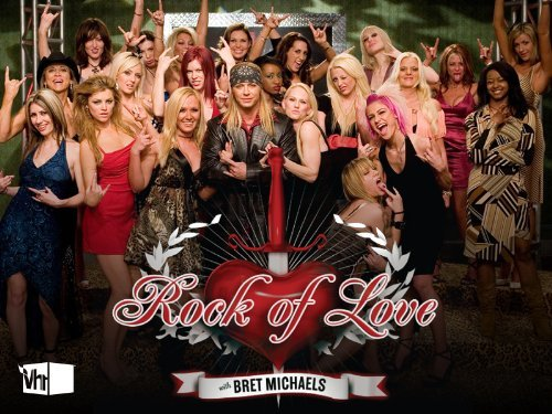 Bret micheals rock of love porn