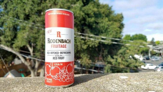 Rodenbach Fruitage Review