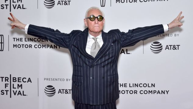 The Funniest Tweets About Roger Stone's Arrest