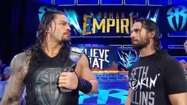 Wait when did roman reigns and seth rollins become friends again wait when did roman reigns and seth rollins become friends again m4hsunfo