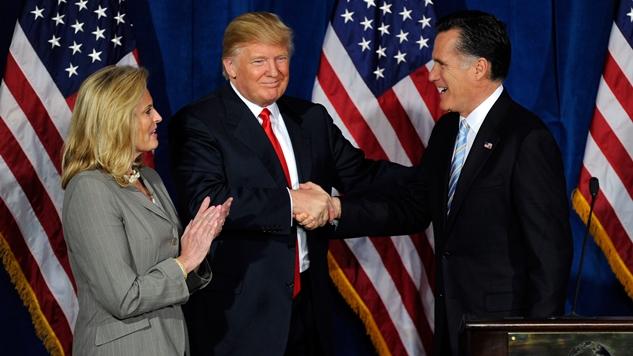 Mitt Romney Spine Watch 2019: Still No Spine