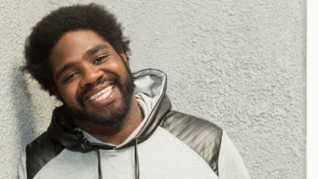 Ron Funches on His Role in the Netflix Cartoon <i>Home: Adventures with Tip & Oh</i>