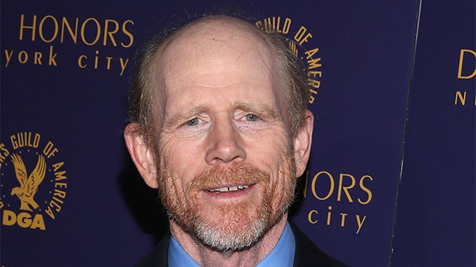It's Official: Ron Howard Is Now Directing the Han Solo Spinoff