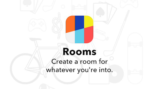 Rooms - Create Something Together App Review (iOS)