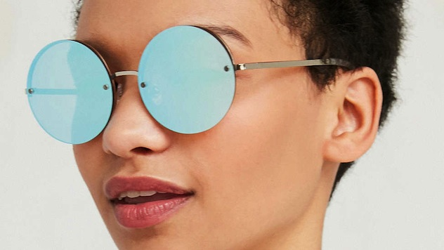 Round Sunglasses for Channeling Your Inner Lennon