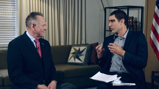 Sacha Baron Cohen Shouldn't Worry About Roy Moore's $95 Million Lawsuit